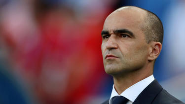 Roberto Martínez técnico de Bélgica.