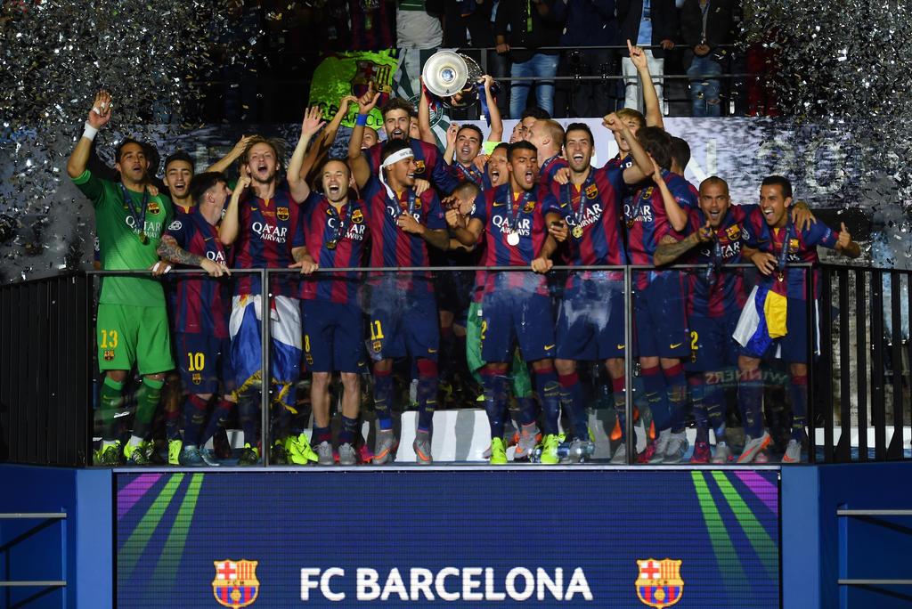 Barcelona Fc Tabelle