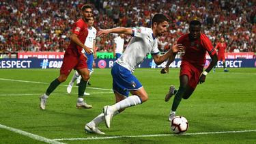 Portugal estaría en la final con un simple empate. (Foto: Getty)