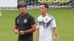Zwischen Joachim Löw und Mesut Özil kam es noch immer nicht zu einer Aussprache