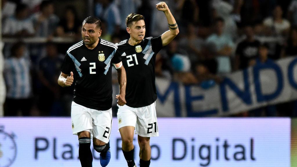 Die Argentinier gewannen in Mendoza gegen Mexiko