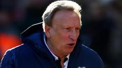 Angesäuert: Cardiff-Coach Neil Warnock