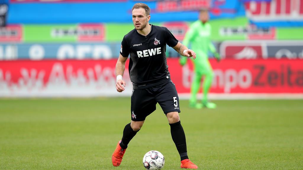 Der 1. FC Köln tritt bei Dynamo Dresden an
