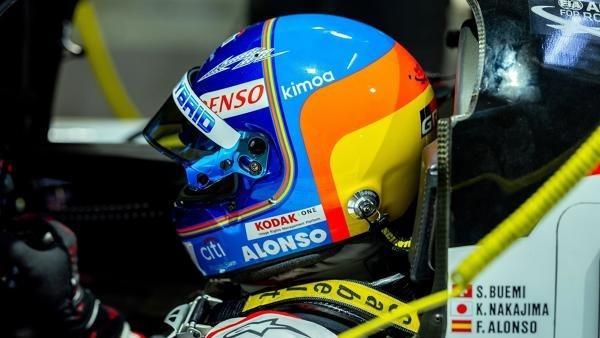 Fernando Alonsos Zeichen stehen auf WEC-Abschied