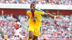Wilfried Zaha wird wohl nicht von Crystal Palace zum BVB wechseln