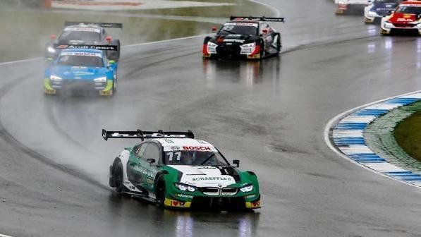 Gleicher Reifensatz wie im Qualifying: Marco Wittmann glänzt auch im Rennen