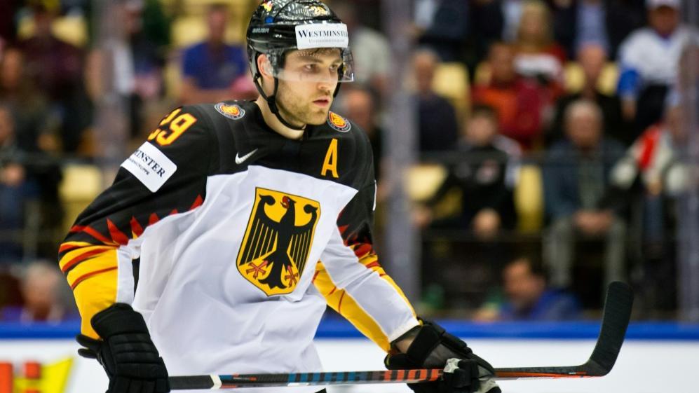 NHL-Profi Leon Draisaitl ist Deutschlands Star bei der Eishockey-WM