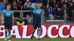 Josip Ilicic erzielte den Treffer gegen Juventus Turin
