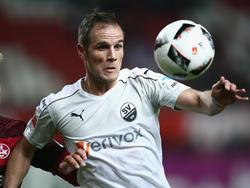 Manuel Stiefler verlängert beim SV Sandhausen