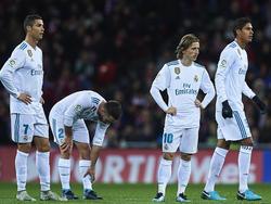 El conjunto madridista llega al Mundial en un momento malo. (Foto: Getty)