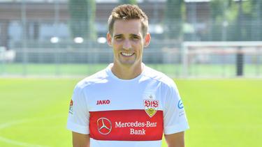 Philipp Klement kickt weiterhin in der 2. Bundesliga