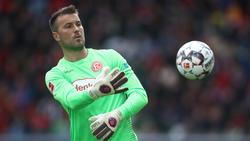 Fortuna Düsseldorf muss bis auf Weiteres auf Torhüter Michael Rensing verzichten