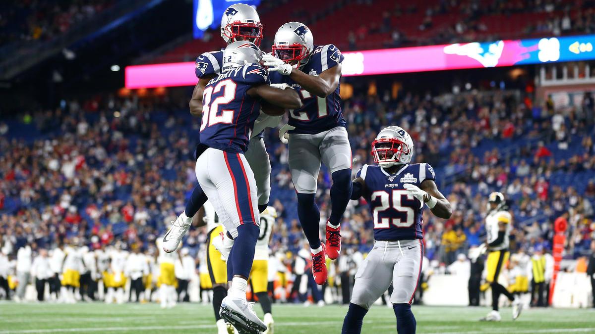 Die Patriots sind auch in diesem Jahr der Favorit auf den NFL-Titel
