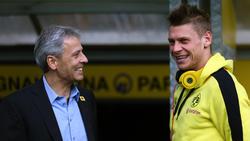 Lucien Favre hat Lukasz Piszczek zu einem BVB-Wechsel geraten