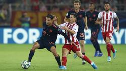 Coutinho ist vom FC Barcelona an den FC Bayern verliehen