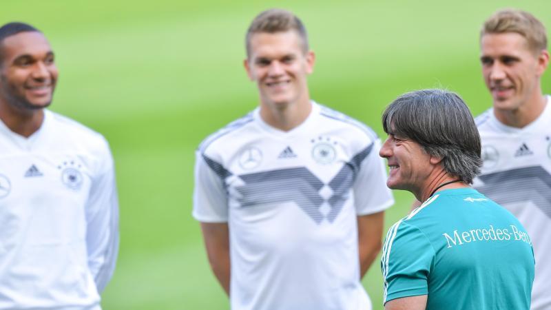 Joachim Löw lädt zu den letzten Länderspielen im Jahr 2019