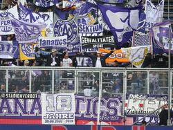Ein kleiner Teil der Austria-Fans sorgt für ein Derby-Nachspiel bei der Staatsanwaltschaft