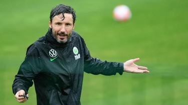 Mark van Bommel ist der neue Trainer des VfL Wolfsburg