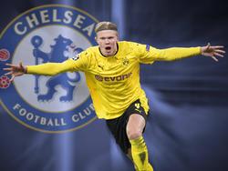 Der FC Chelsea macht im Rennen um Erling Håland Ernst