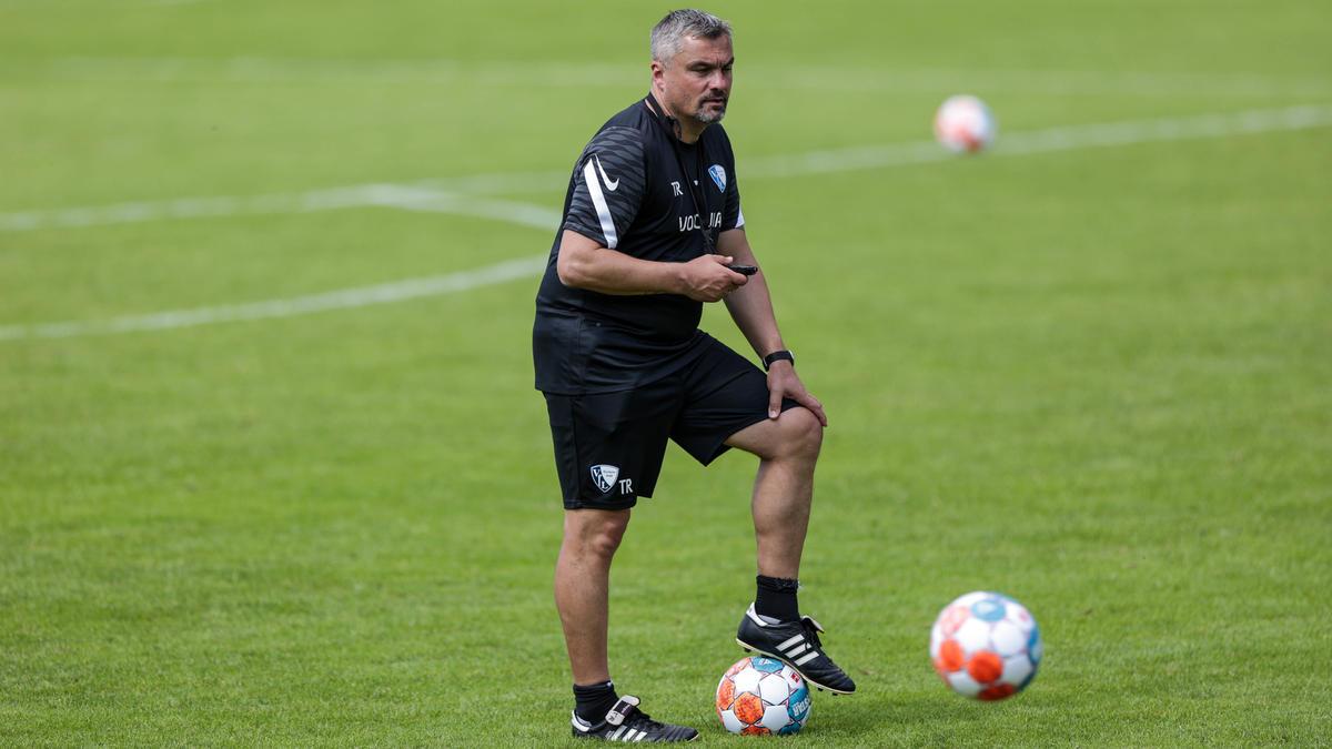 Thomas Reis verlässt das Trainingslager des VfL Bochum