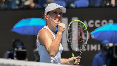 Simona Halep hat Chancen auf ihren dritten Grand-Slam-Sieg