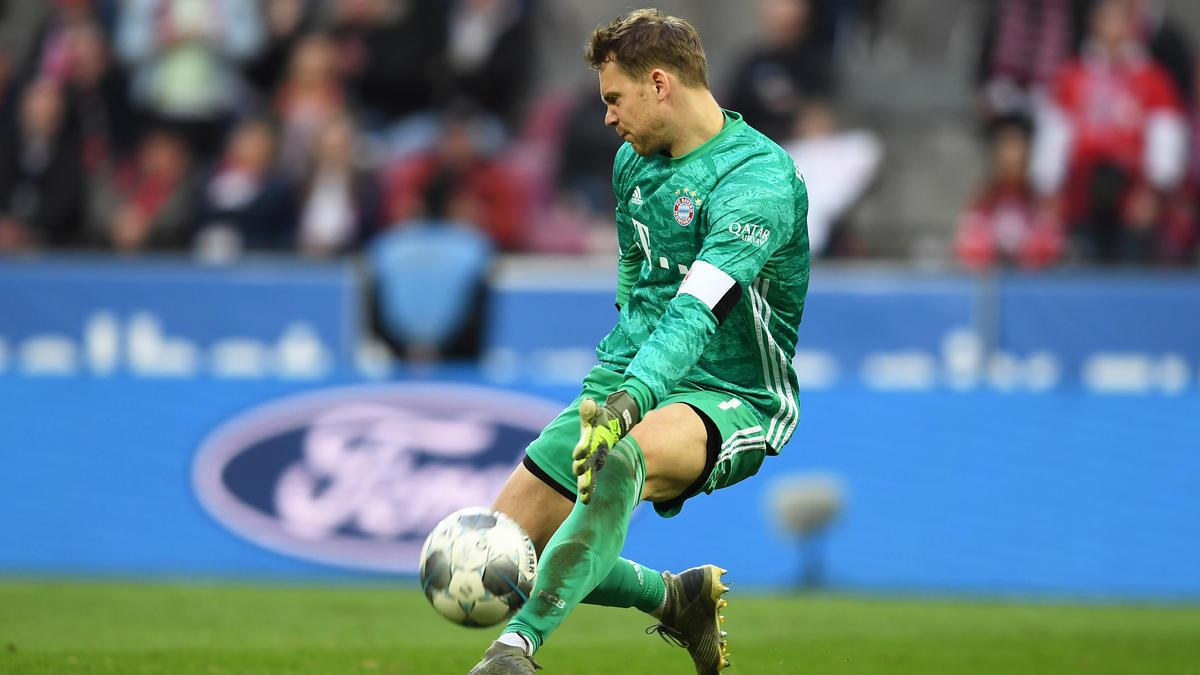 Manuel Neuer hätte gerne mehr Tore des FC Bayern gesehen