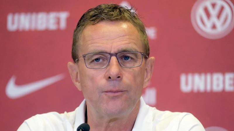 War Wunschkandidat von Jürgen Klinsmann als Hertha-Coach: Ralf Rangnick