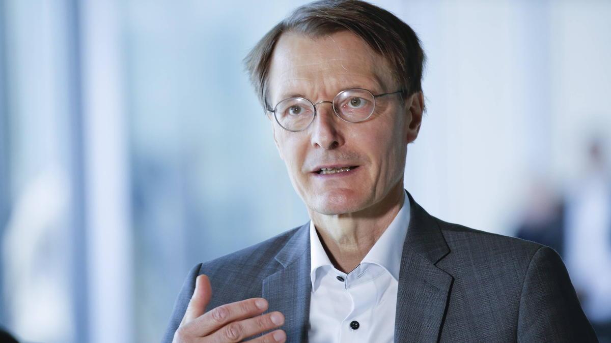 Karl Lauterbach kritisiert Pläne von Parteikollegin