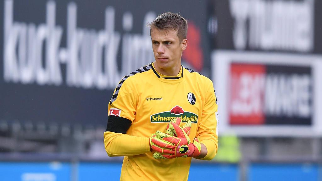War Lange vom FC Schalke 04 umworben: Alexander Schwolow