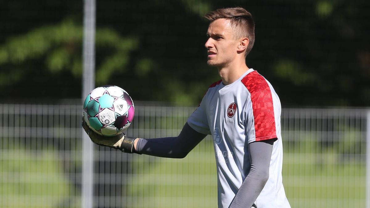 Christian Früchtl wurde vom FC Bayern nach Nürnberg verliehen