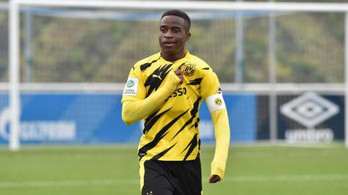 Wird BVB-Juwel Youssoufa Moukoko der neue Lionel Messi?