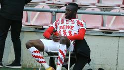 Tolu Arokodare spielt vorerst auf Leihbasis für den 1. FC Köln