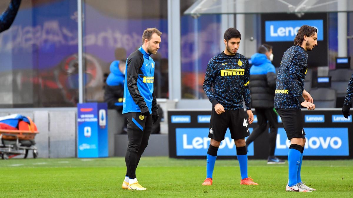 Die Spieler von Inter Mailand müssen auf ihre Gehälter warten