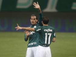 El Palmeiras puede resolver la eliminatoria en su feudo.
