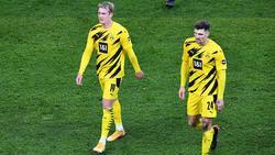 Der BVB hat in Leverkusen einen empfindlichen Rückschlag kassiert