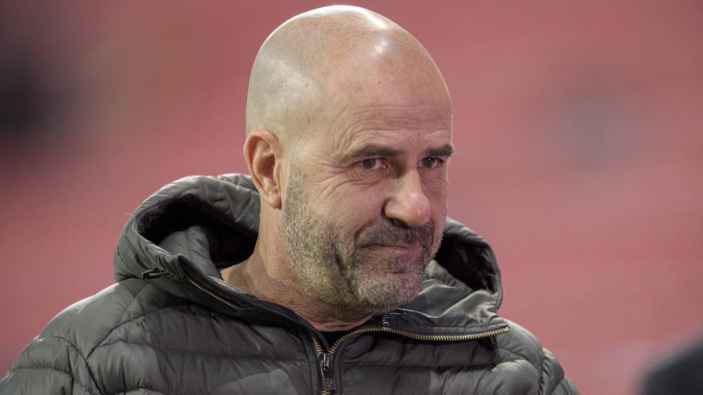Peter Bosz sieht Bayer Leverkusen gut gewappnet