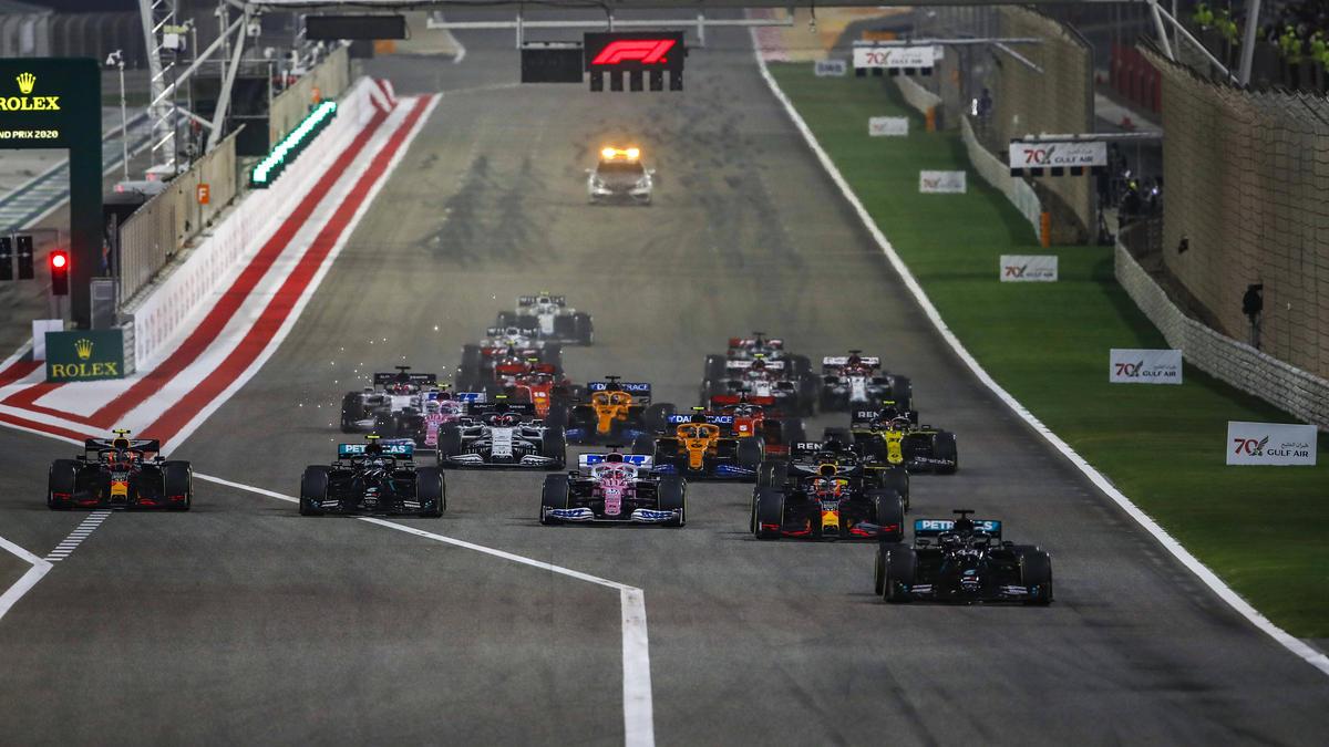 Die Formel 1 soll ab 2025 mit reinem E-Fuel-Kraftstoff fahren
