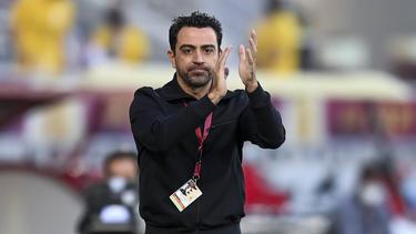 Xavi bleibt vorerst Trainer des katarischen Klubs Al Sadd
