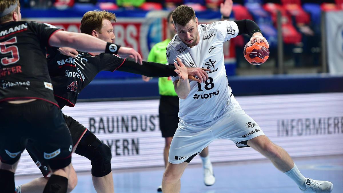 Wichtiger Sieg in der HBL für den THW Kiel