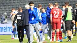 Sami Khedira verpasste den Abstiegskrimi gegen den 1. FC Köln