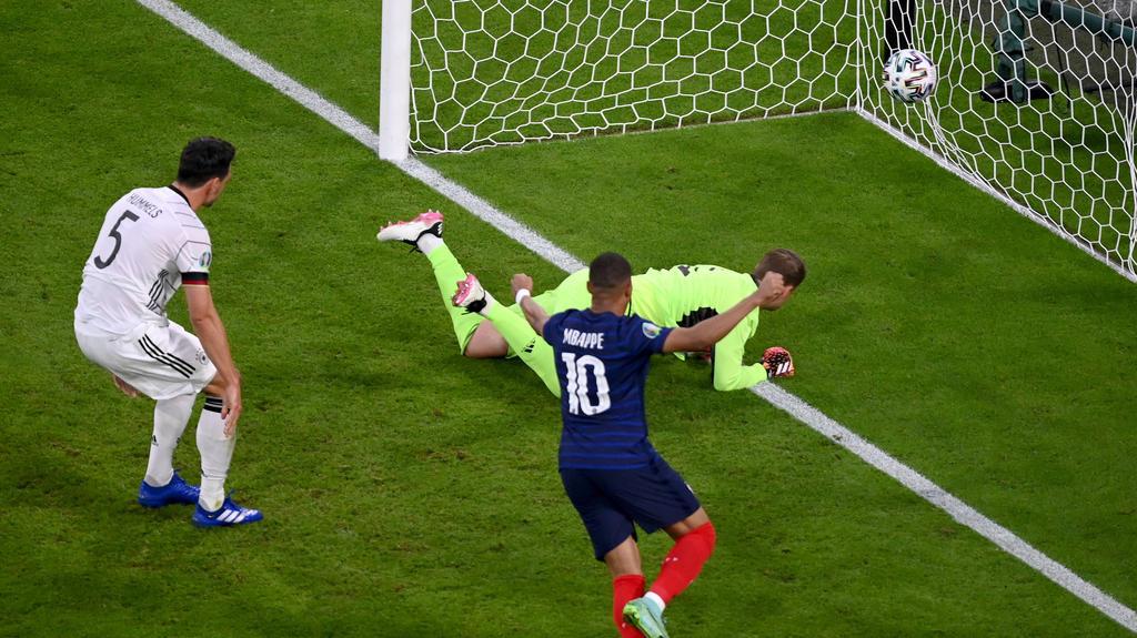 Mats Hummels erzielte ein unglückliches EIgentor