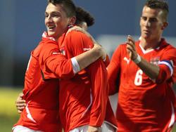 Österreichs U19-Team will sich für die EM-Endrunde qualifizieren