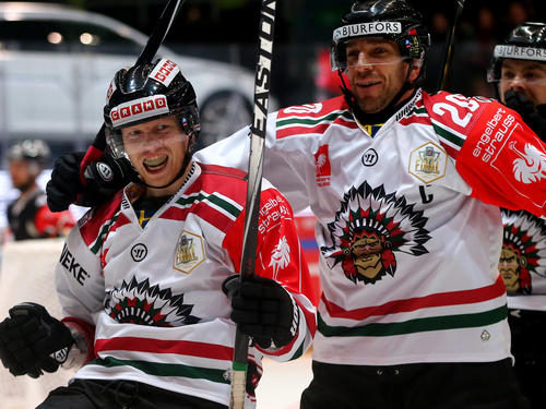 Frölunda gewinnt das Finale der Champions Hockey League