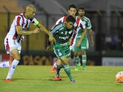 Palmeiras schafft zum Auftakt nur ein Remis