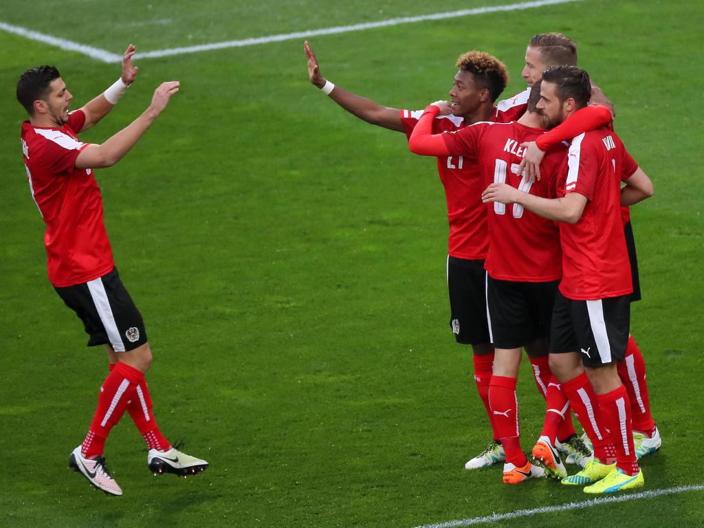 Österreich will auch einen Sieg gegen die Türkei bejubeln