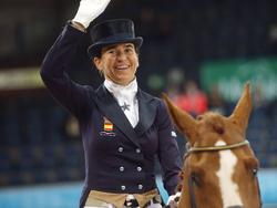 Isabel Ferrer-Salat beim German Masters 2015