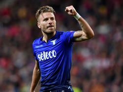 Immobile celebra un tanto el pasado mes de abril. (Foto: Getty)