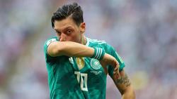 Mesut Özil will nicht mehr für den DFB spielen