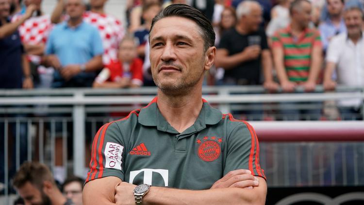 Niko Kovac bezog zur Personalie Jérôme Boateng Stellung