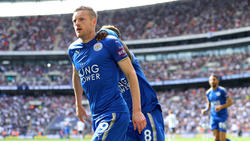 Bleibt langfristig bei Leicester: Jamie Vardy
